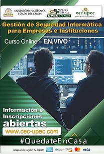Gestión de Seguridad Informática para Empresas e Instituciones