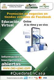 Promoción de negocios en Tiendas virtuales de Facebook