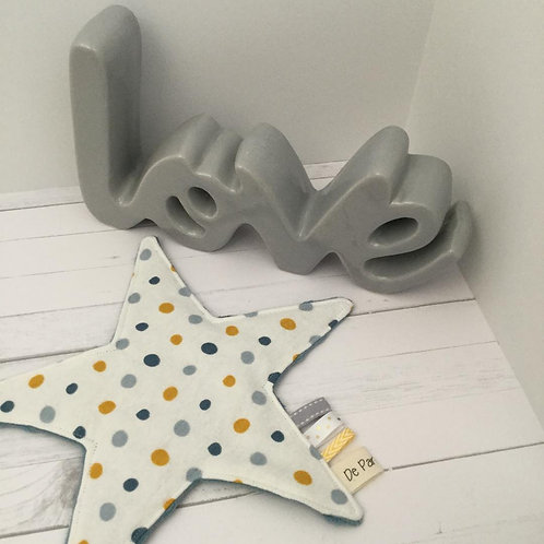 Star Tag Comforter