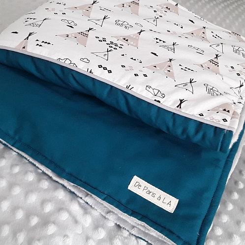 Blanket - Teepee & Plain