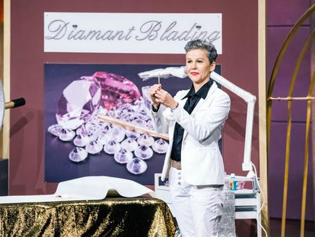 Brigitte Steinmeyer und Diamantblading in Höhle der Löwen!