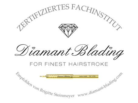 Zertifiziertes Fachinstitut für Diamant Blading