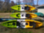 Lazy Otter Outfitters offer top-quality rental tubes, kayaks and canoes on the French Broad in Asheville - Hendersonville