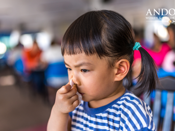 Why Do Kids Put Things Up Their Noses (or other places)?