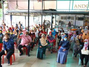 CSR Programme: ANDORRA With Love 2.0 Pusat Jagaan Al-Fikrah