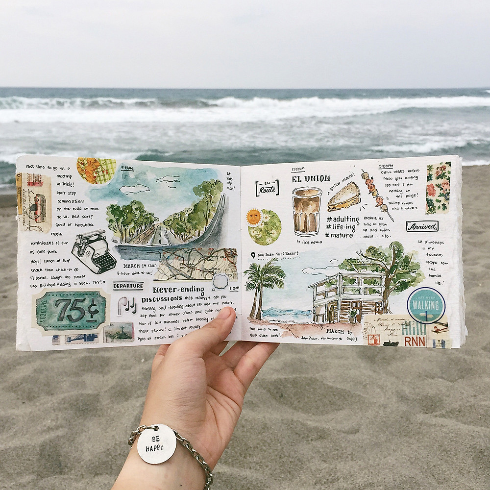 Abbey Sy Travel Journal
