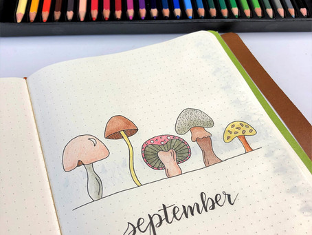 How to Doodle: Autumn/Fall Images