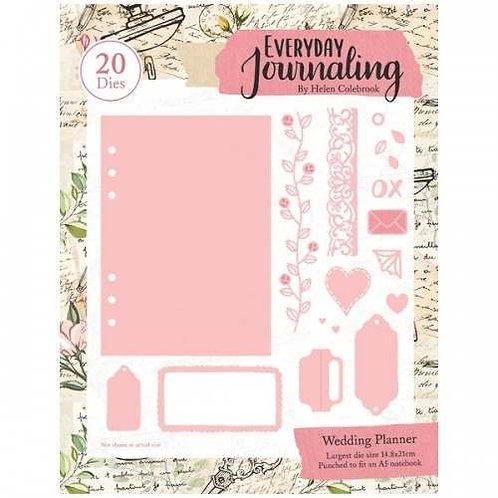 Wedding Planner Die Set