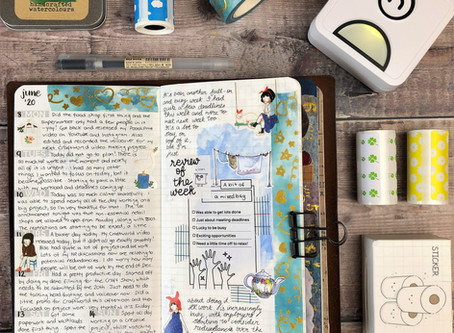 Poooliprint for Journaling | Ad