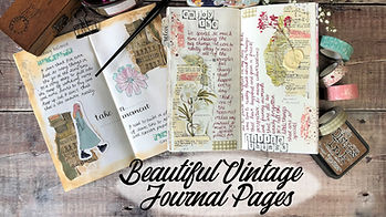 Beautiful Vintage Journal Pages.jpg