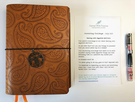 Journaling Challenge - July