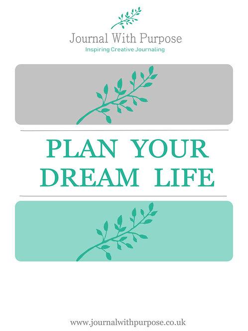 Plan Your Dream Life Workbook