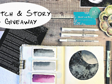 Sketch & Story - Giveaway!