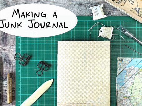 Making a Junk Journal Tutorial