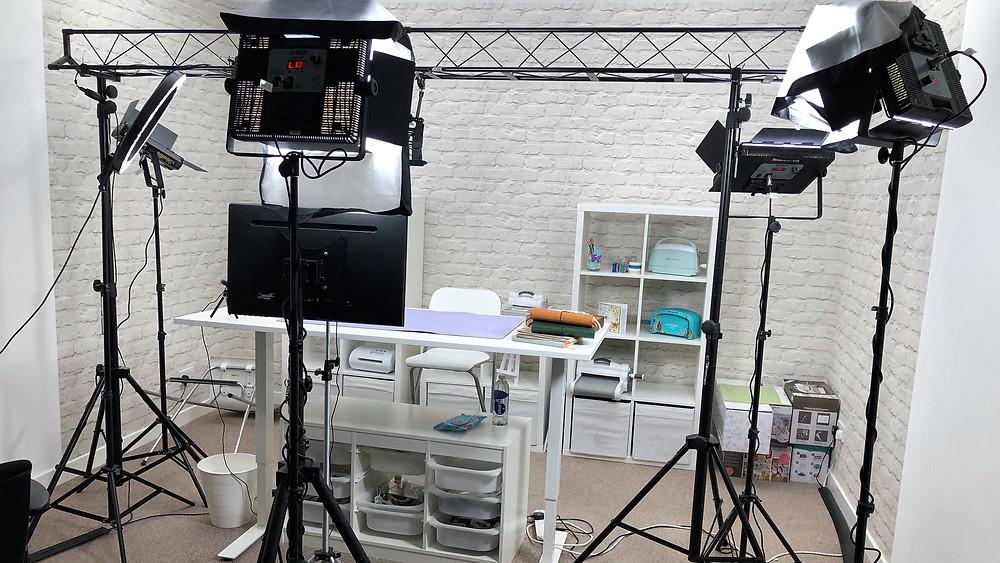 Filming Studio