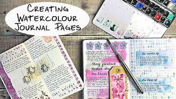 Creating Watercolour Journal Pages.jpg