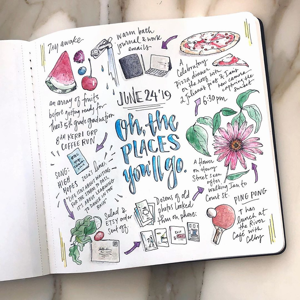 Illustrated Journal