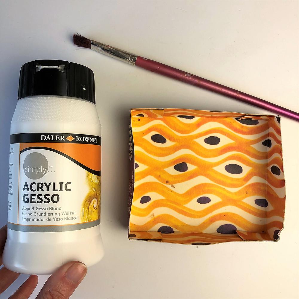 DIY Washi Tape Storage
