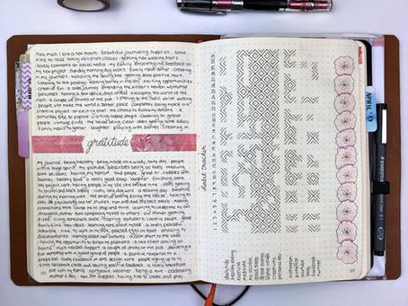 Favourite Bullet Journal Spreads