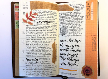 5 Ways to Keep a Journal