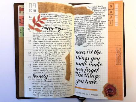 5 Ways to Keep a Journal