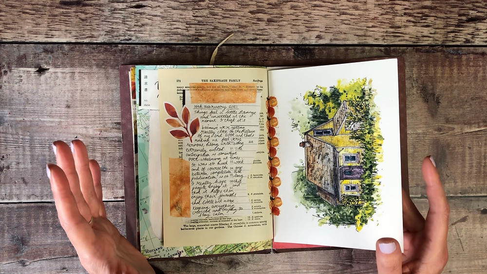 How to use a Junk Journal
