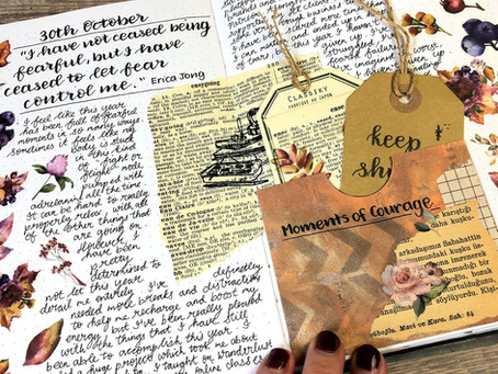 10 Ideas for your Creative Journal