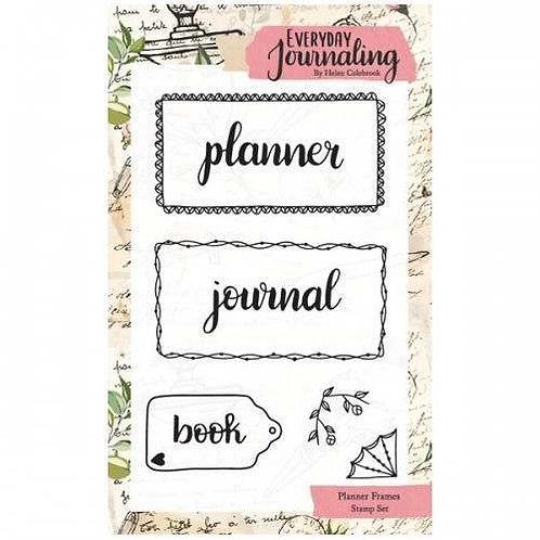 Planner Frames Stamp Set