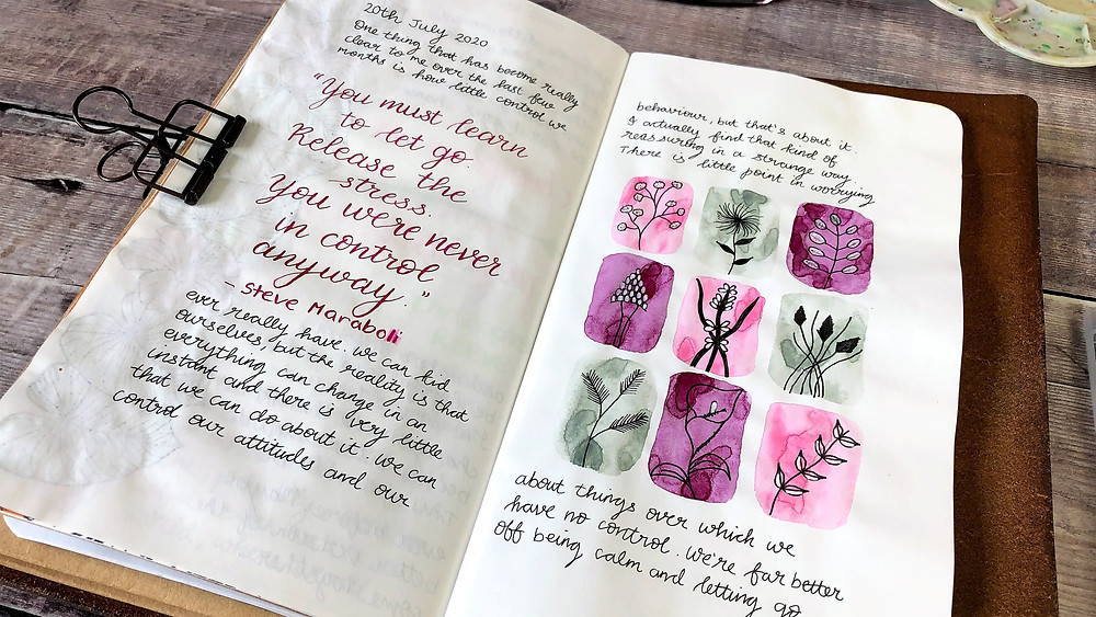 Journal Doodle Pages