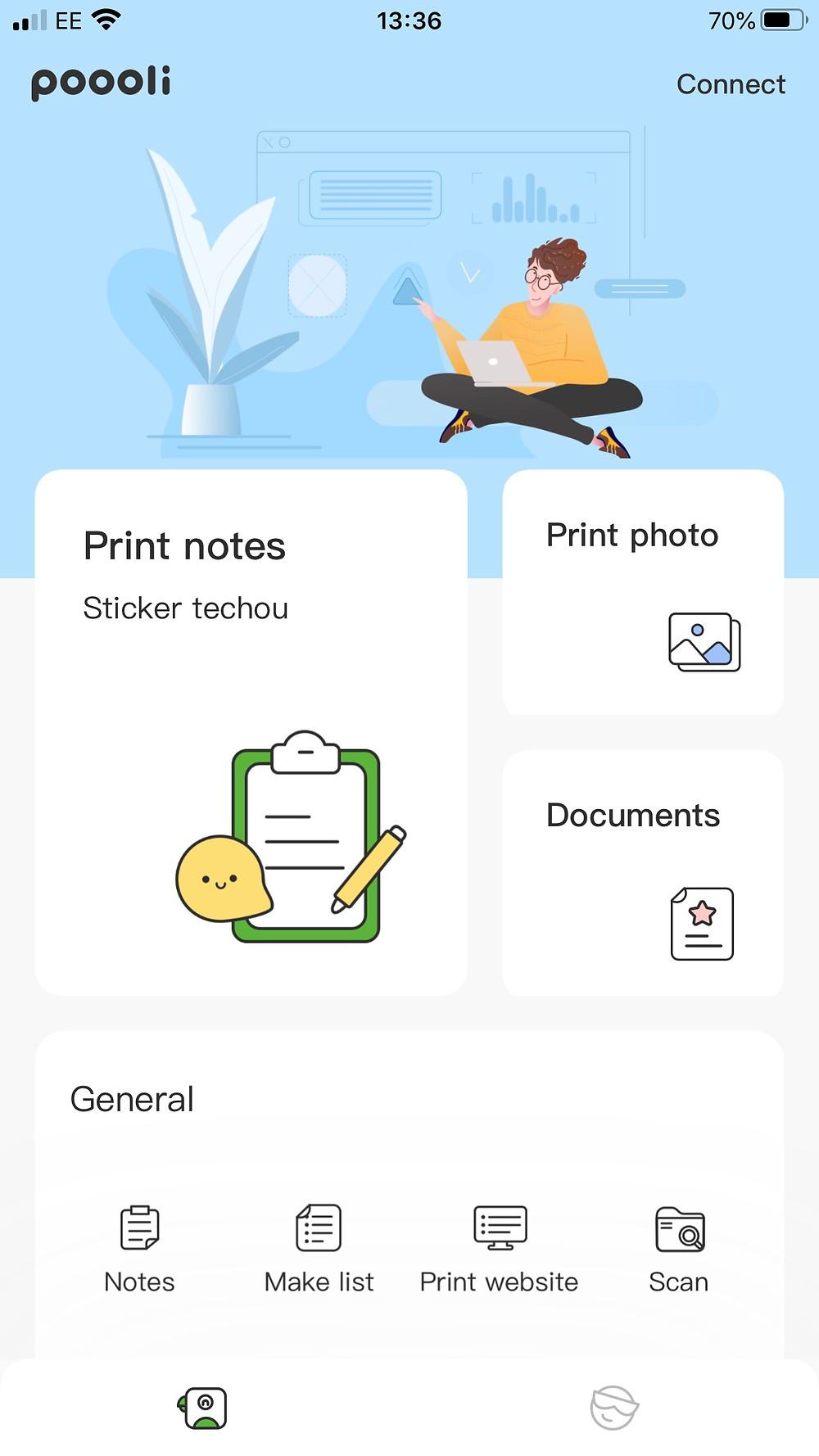 Poooliprint App