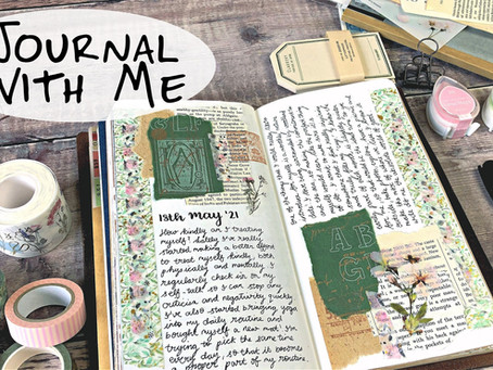 Blank Journal Page: Getting Started