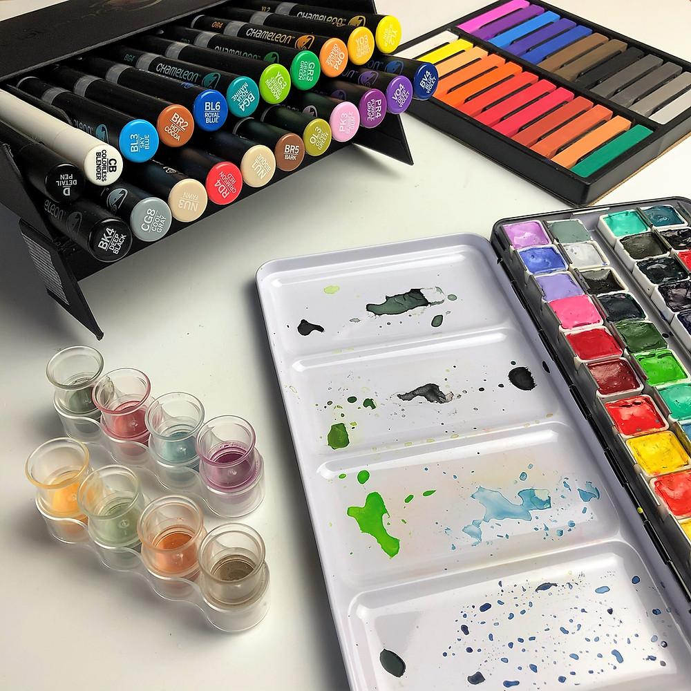 Learn New Creative Skills