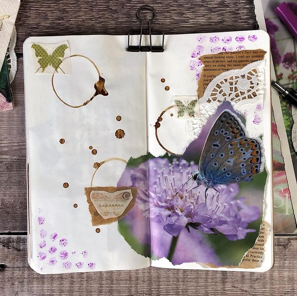 Journal Mark Making