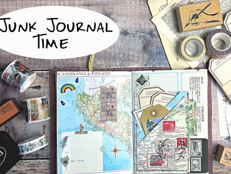 Using a Junk Journal