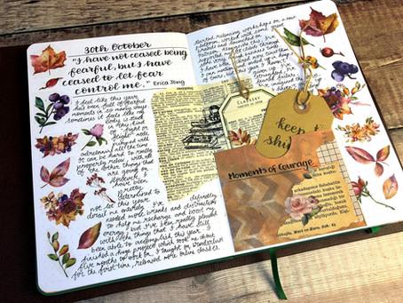 Journaling when you Feel Anxious