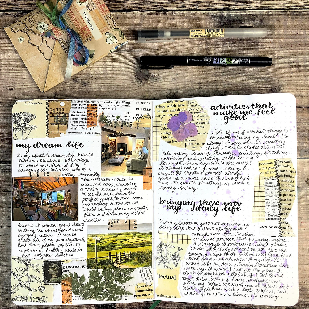 Plan your Dream Life Journal
