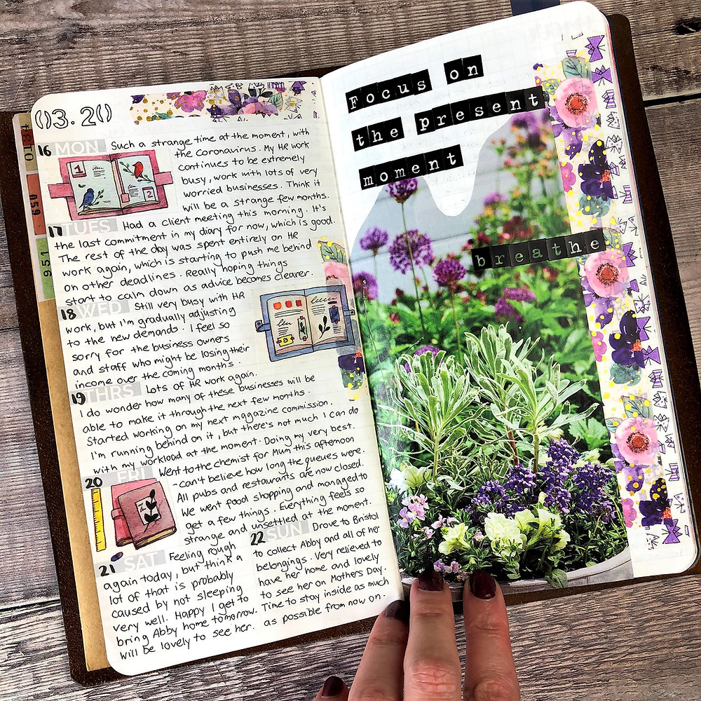 Journaling in Difficult Times