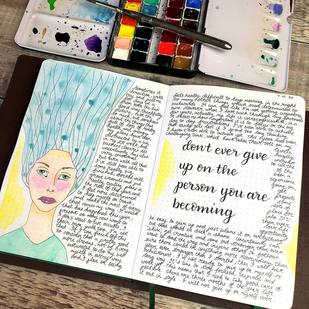 Reflective Journaling