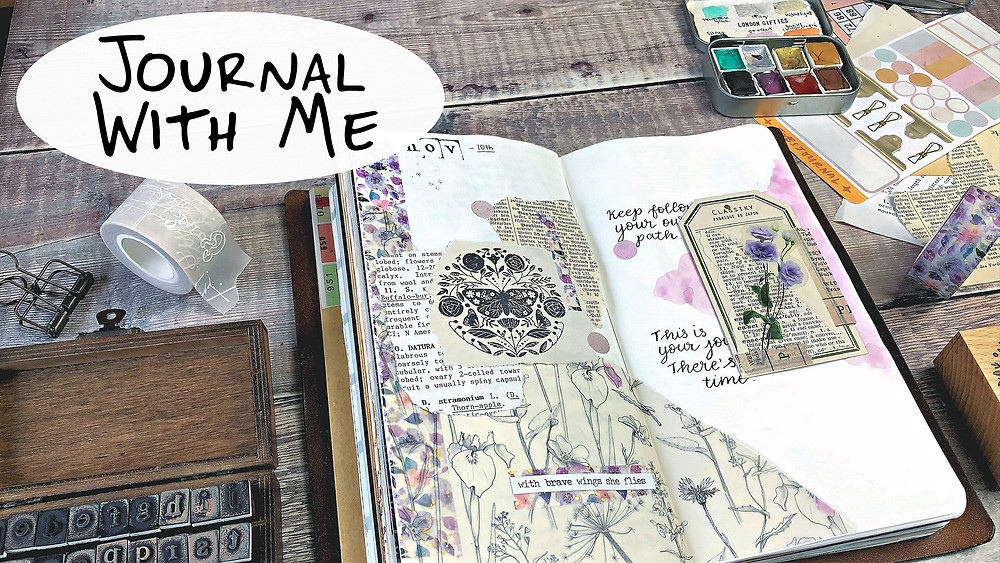 Journaling When You Don't Know What to Write About