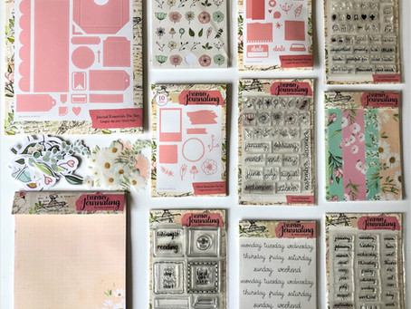 New Journaling Products Launch
