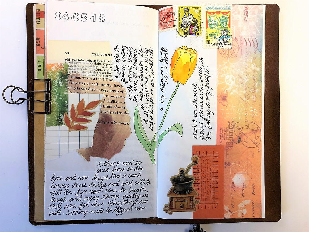 Creative journal