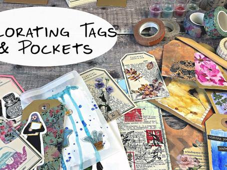 Decorating Tags & Pockets