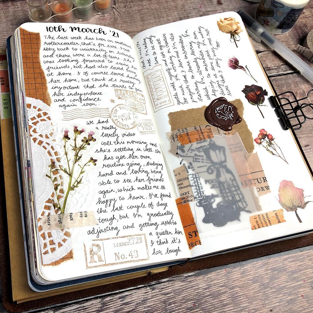 Creative Journal