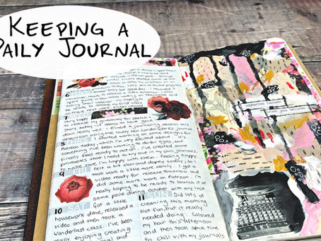 Keeping a Daily Journal