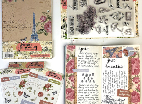 New Journaling Product Range