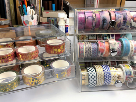 21 Ways to Use Washi Tape