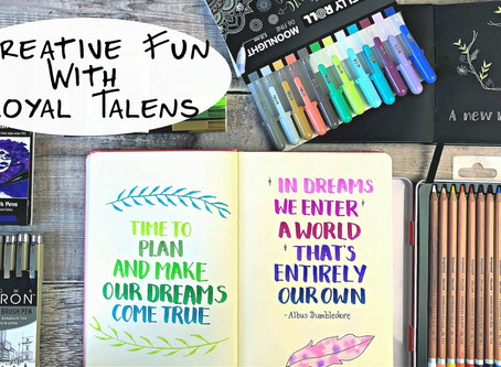 Creative Fun - Royal Talens | Ad