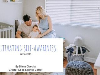 Cultivating Self-Awareness in Parents
