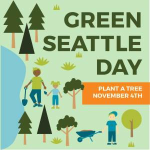 Green Seattle Day