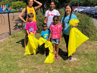 August Family Community Service Report